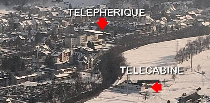 telecabine